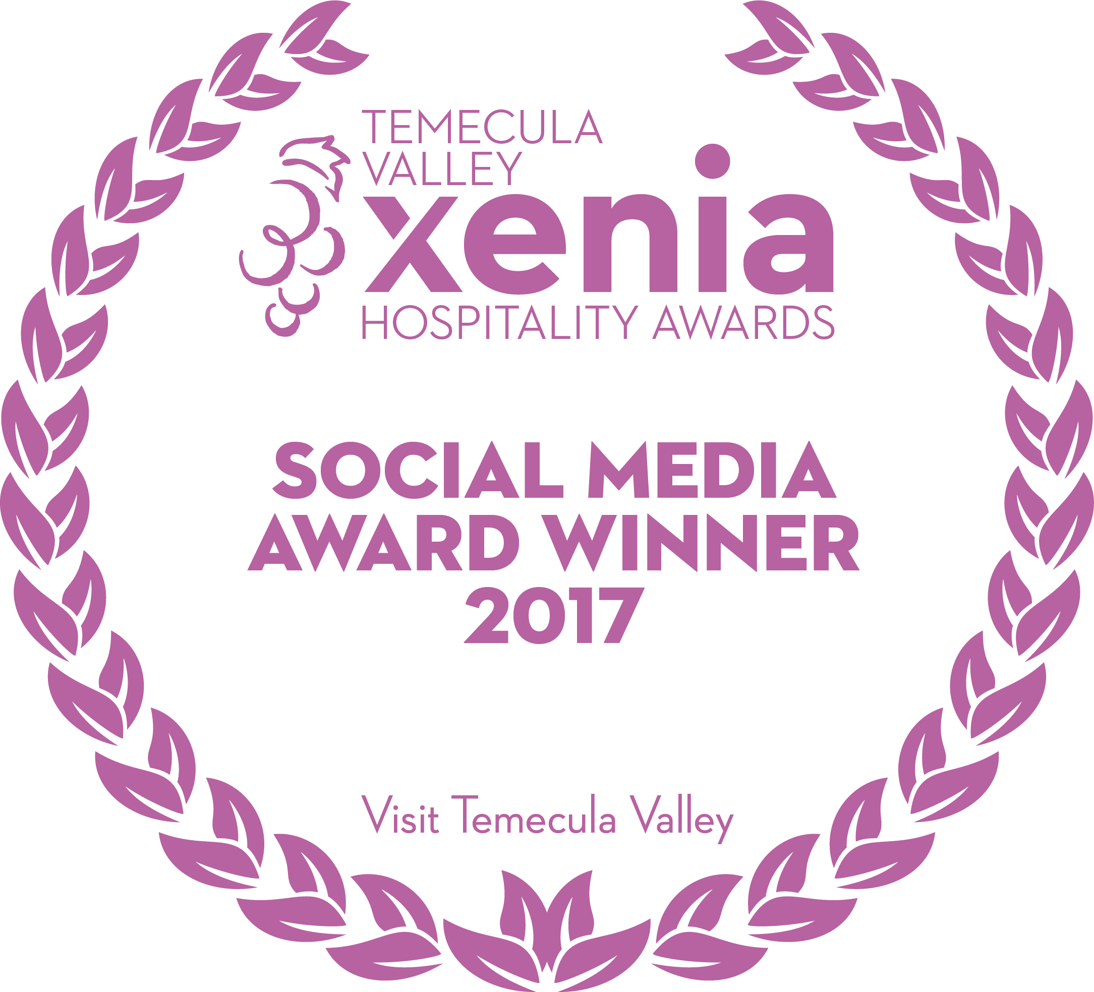 Social Media Award Xenia Awards